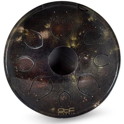 Handpan 40HZ 8 notes acier 31x9