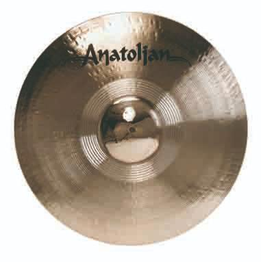 "Anatolian cymbals Diamond 13"" Hit-Hat"