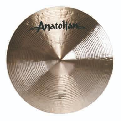 "Anatolian cymbals Traditional 10"" Splash"